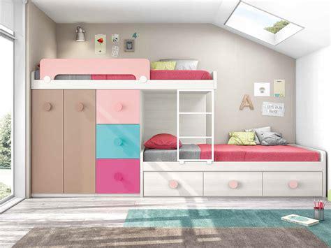 camas nido infantiles baratas literas con cama nido para habitaciones infantiles