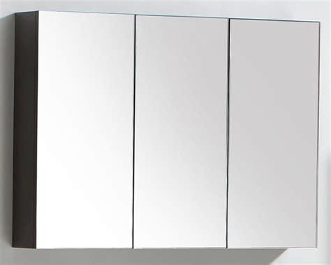 triple door mirrored medicine cabinet mirror design ideas cupboard triple mirror bathroom wall
