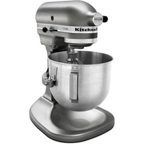 Kitchen Aid Pro 500 by Shop Kitchenaid Pro 500 Series 5 Quart 10 Speed Silver