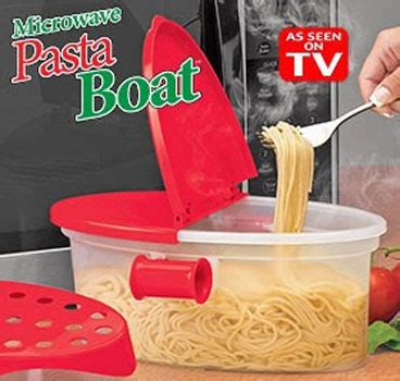 pasta boat as seen on tv
