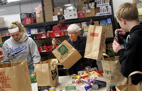 food shelves evolving with clients needs minnesota