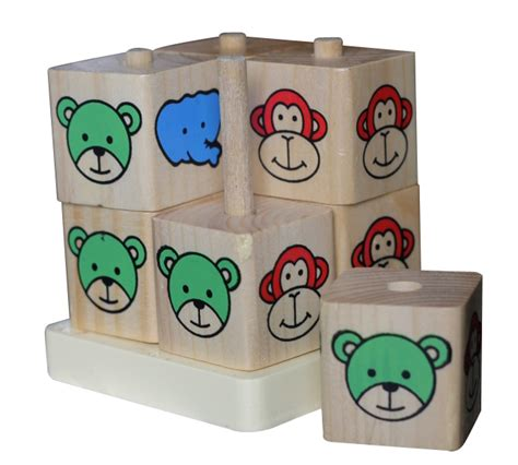 Mainan Kayu Edukatif Mancing Mania Hanger Untuk Anak Usia 3 4 Tahun puzzle kubus binatang mainan kayu