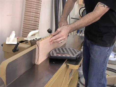 Wood Jointers Pdf Woodworking