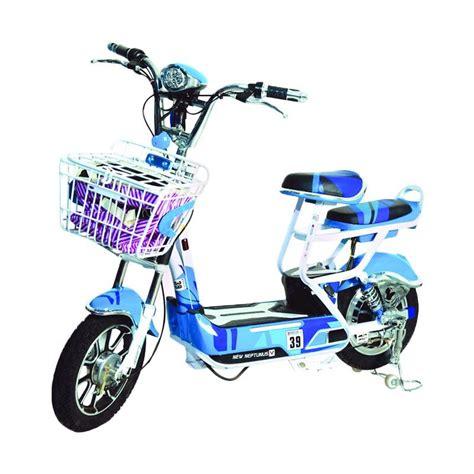 Sepeda Listrik Neptunus Sepedah Motor sepeda motor listrik rider pluto neptunus larismu