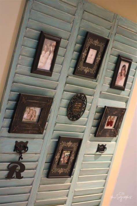 diy shutter projects these 25 diy shutter projects will ignite your rustic style