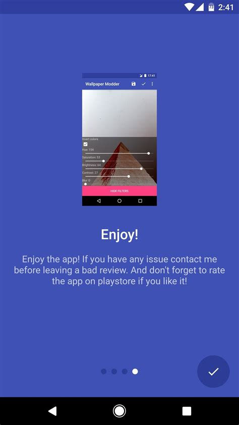 how to customize android how to customize your favorite wallpapers for a refreshing new look on android 171 android