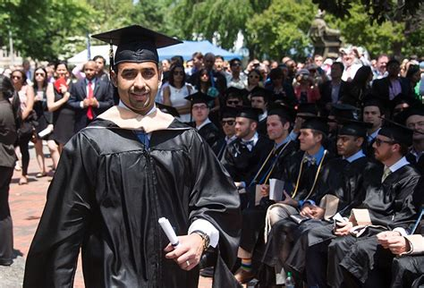 King Mba Accreditation by Georgetown Graduates Thousands During Commencement