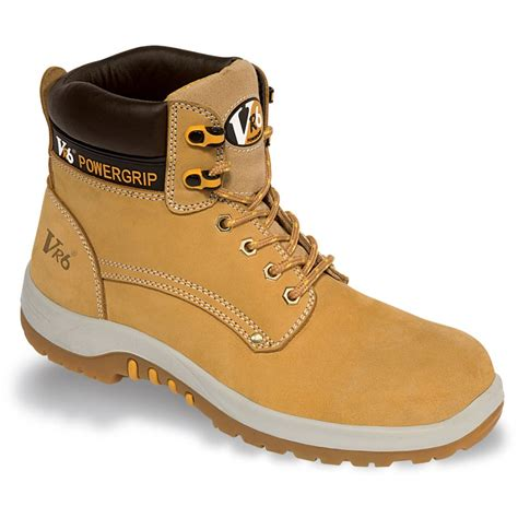 comfortable safety boots v12 footwear puma vr602 honey nubuck leather comfortable