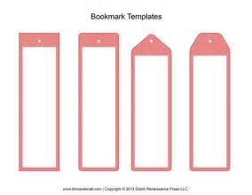 Thank You Bookmark Template by Best 25 Bookmark Template Ideas Only On
