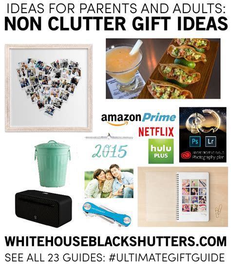 gifts 2014 for adults the ultimate gift guide non clutter gifts