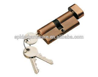 Door Knob With Key On Both Sides by Door Lock Cylinder With Knob One Side Knob One Side Key