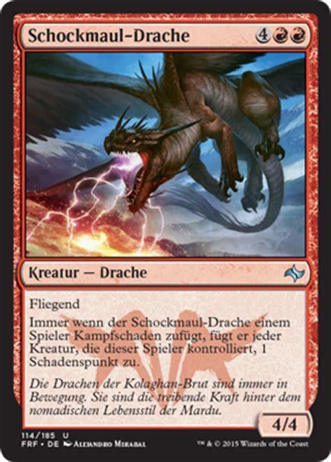 drachen deck magic die launen der schmiede des schicksals teil 2 magic
