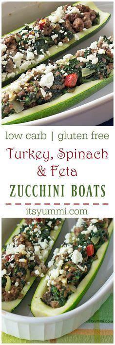 100 zucchini boat recipes on pinterest skinny recipes - Skinny Girl Stuffed Zucchini Boats