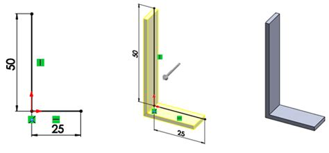 solidworks tutorial how to create a bracket in sheet metal related keywords suggestions for solidworks tutorials