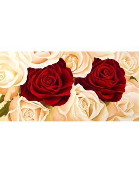 cuadros de rosas blancas serena biffi cuadro mural flores rosas blancas descripci 243 n