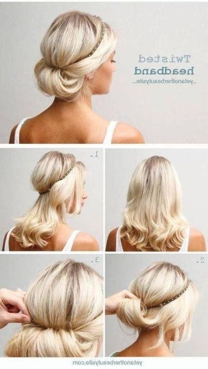 Opsteekkapsels Lang Haar by Makkelijke Opsteekkapsels Kort Haar