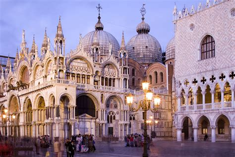 Mid Century Architecture Saint Mark S Basilica In Venice Art And What To See