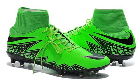 imagenes de botines verdes nike nike hypervenom ii verdes y negras 2016 botas de f 250 tbol