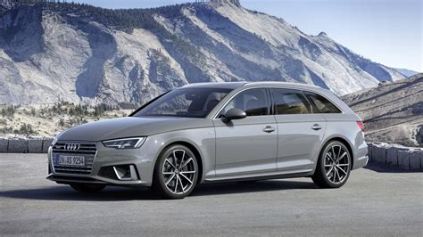 2019 Audi A4 by 2019 Audi A4 Avant Revealed