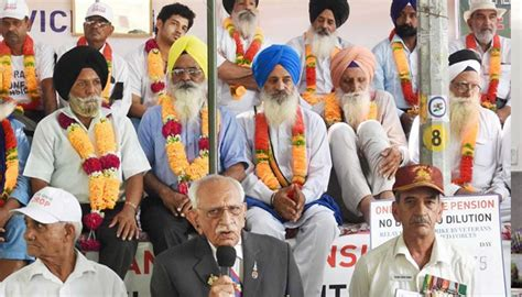 orop latest news 2015 one rank one pension scheme to be rolled out soon manohar