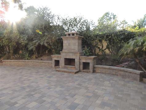 backyard fireplace outdoor fireplace san diego backyard gas fireplaces san