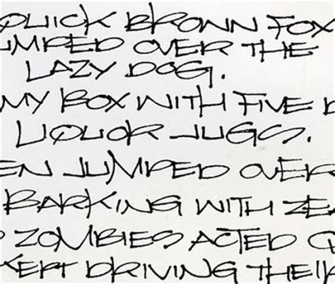 collections graffiti style  types graffiti fonts