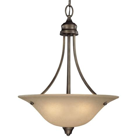 Filament Design Negron 3 Light Tuscany Incandescent Filament Pendant Lighting