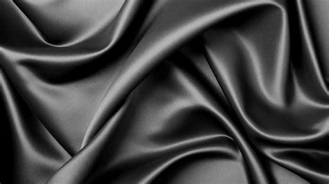 Black Cloth Black Silk Fabric Cloth Background Texture