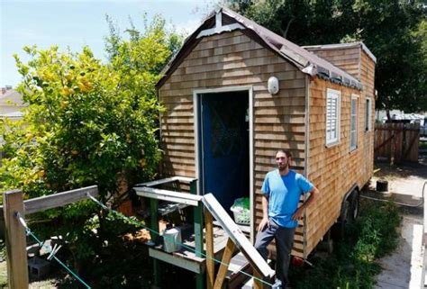 Small Homes Bay Area Tiny Houses Gain Popularity In Bay Area But Also