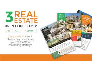 real estate open house template open house flyer 18 in psd pdf word