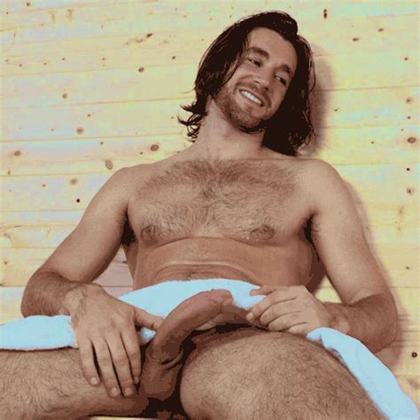 A Dozen Gifs Of Sweaty Woody Fox In Sauna