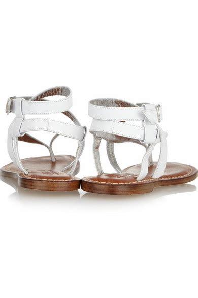 berardo porte bernardo dazzling leather sandals net a porter