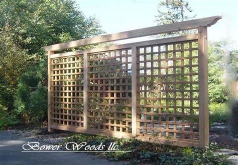 backyard privacy screens trellis privacy for the garden tuscan trellis backyard