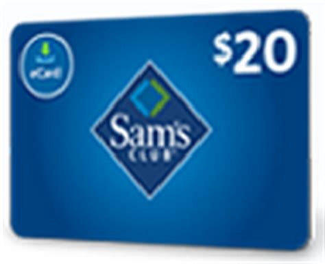 free 20 gift card with sam s club membership promotion 245 value - Sam S Club Gift Card Without Membership