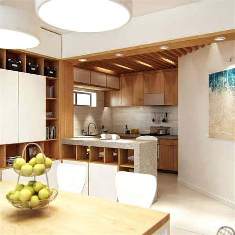 kitchen design divider ideas awesome contemporary living