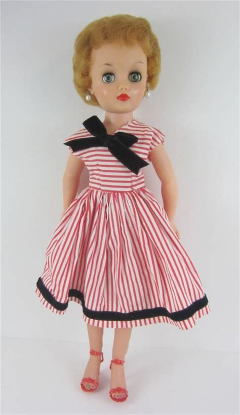 fashion doll 1950 1950 s and cee d c canada 17 quot fashion doll vintage