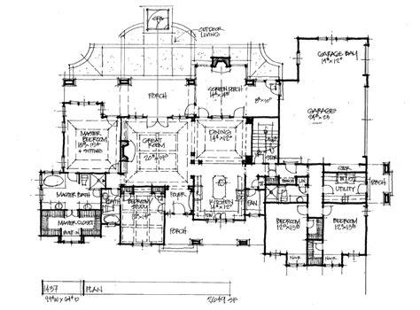 markham house markham house plan don gardner