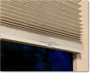 push up blinds douglas brilliance pleated shades with literise