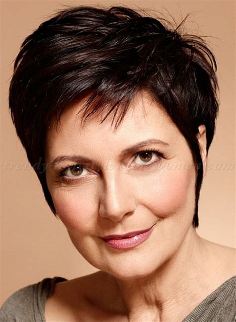 funky hairstyles for over 50 ladies short hairstyles over 50 short haircut over 50 trendy
