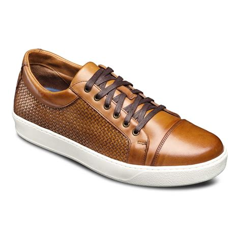 sports shoes brisbane brisbane sneaker by allen edmonds