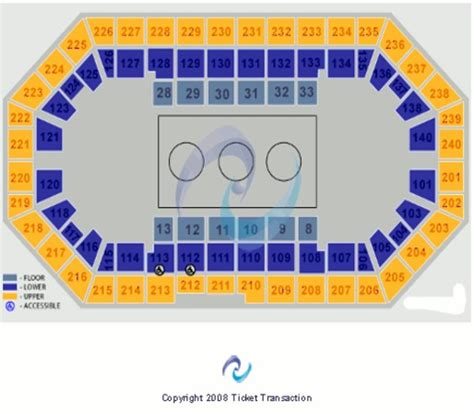 broadbent arena seating chart broadbent arena tickets in louisville kentucky broadbent