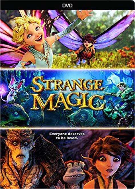 Dvd Strange Magic database error