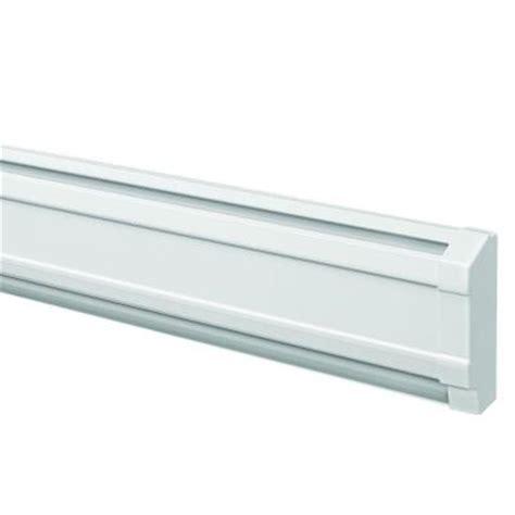 24 inch baseboard heater designline elegance 24 in 800 btu hydronic baseboard