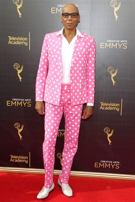 RuPaul at the 2016 Creative Arts Emmy Awards | Tom + Lorenzo Rupaul Charles