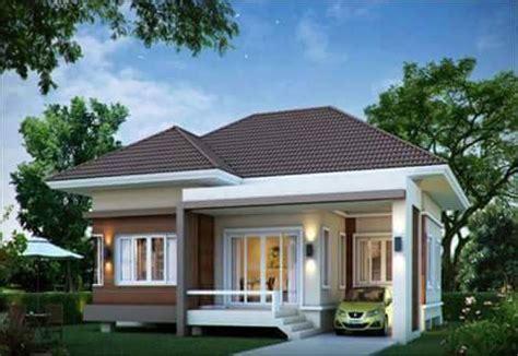 model 3 3 bedroom bungalow design negros construction 16 desain rumah desa sederhana dan modern terbaru 2018