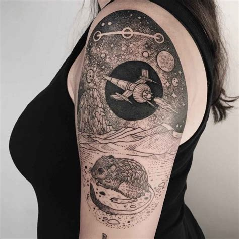 dune tattoo designs space best ideas gallery