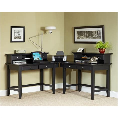 Corner Desk Home Home Styles Furniture Bedford Corner Desk Ebay