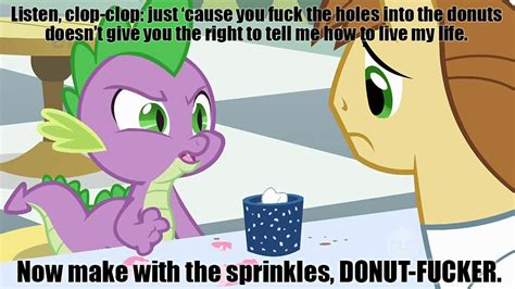 Know Your Meme My Little Pony - what spike really meant my little pony friendship is