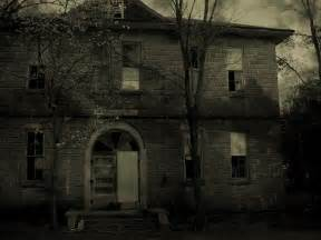 Haunted House Make Not War Haunted Places