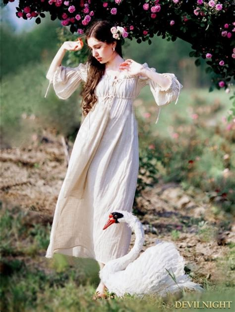 vintage medieval underwear chemise dress devilnightcouk